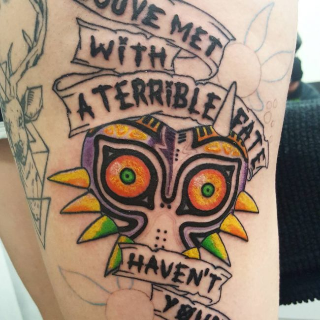 Zelda Tattoos_