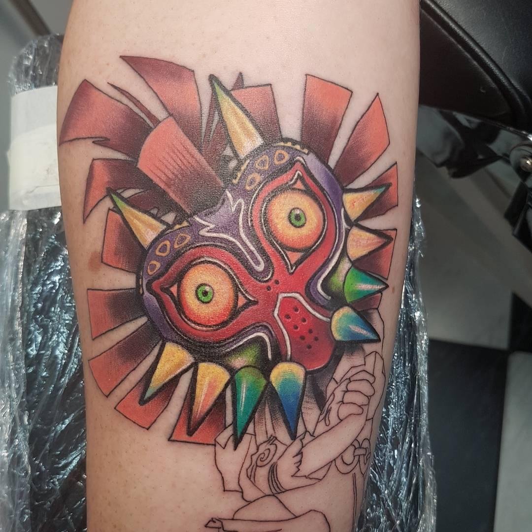 75 amazing legend of zelda tattoos gaming has never