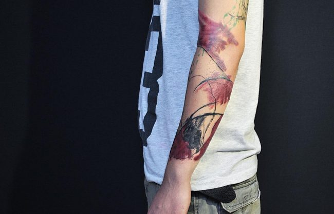 abstract tattoo28