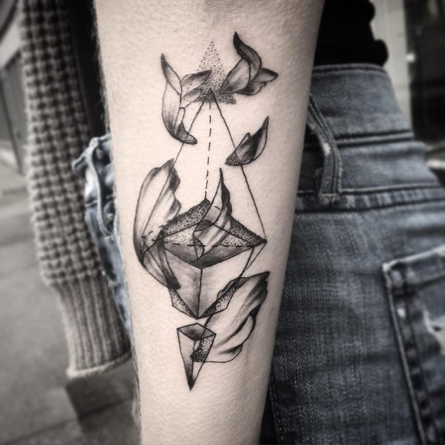 abstract tattoo36