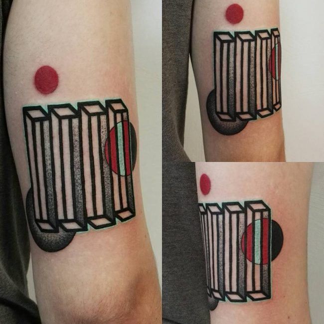 abstract tattoo41