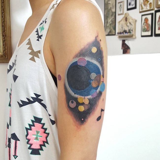 abstract tattoo43