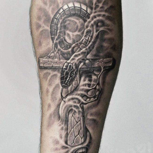 ankh tattoo14