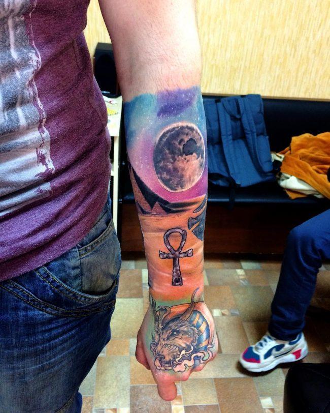 ankh tattoo16
