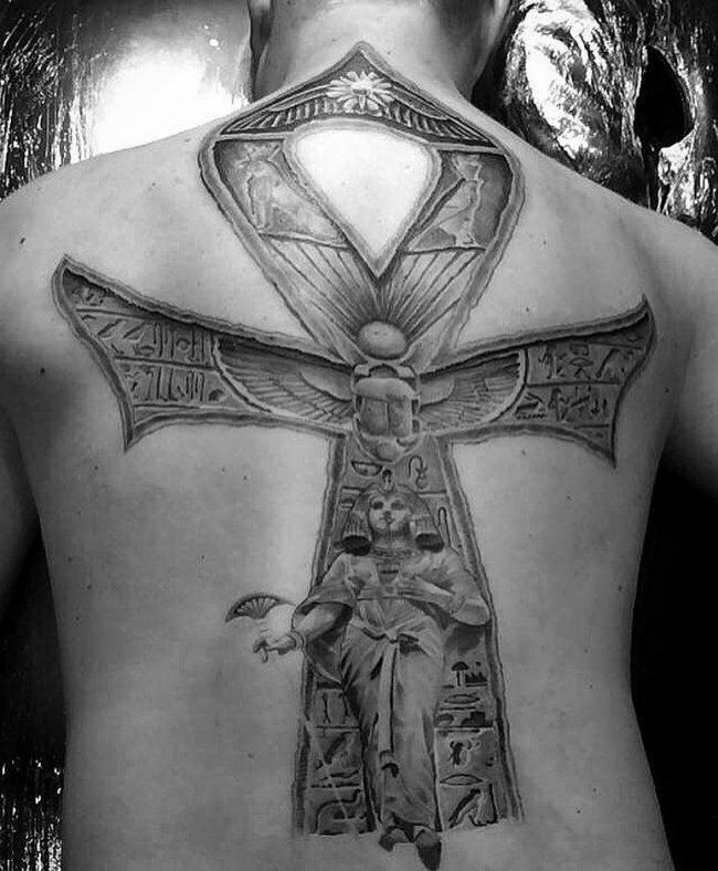ankh tattoo20