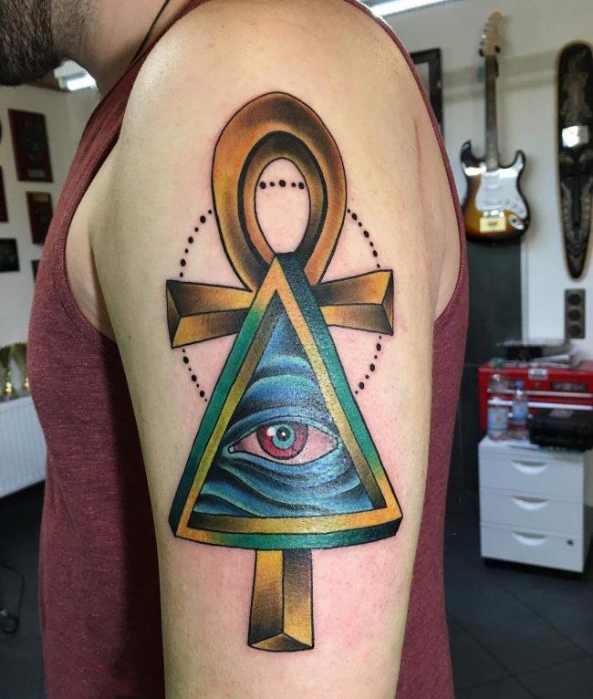 ankh tattoo21