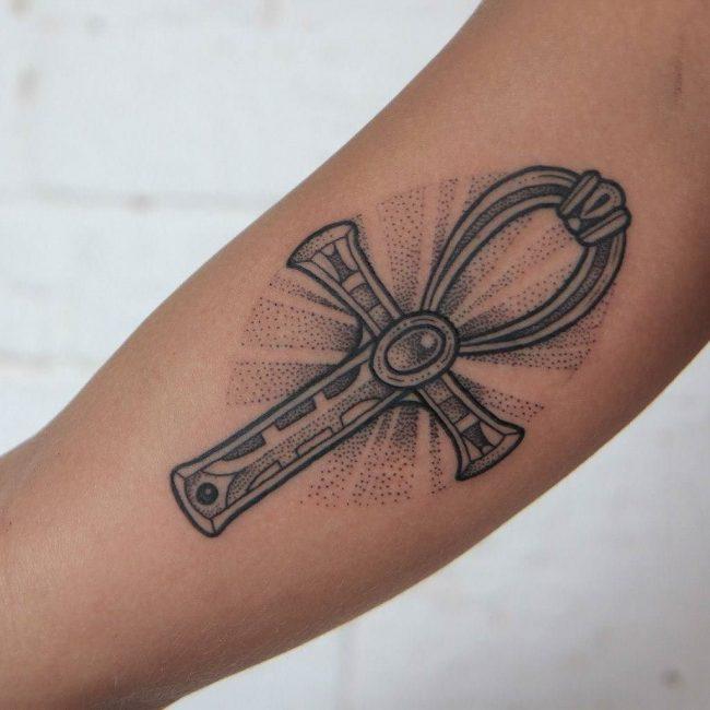 ankh tattoo28