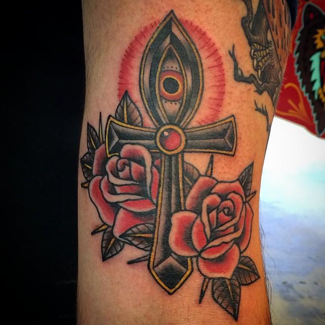 ankh tattoo31