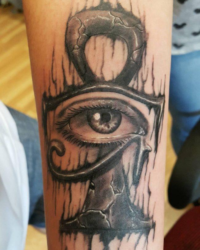 ankh tattoo9