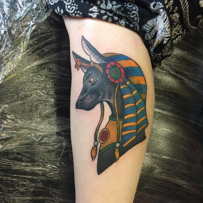 anubis tattoo12