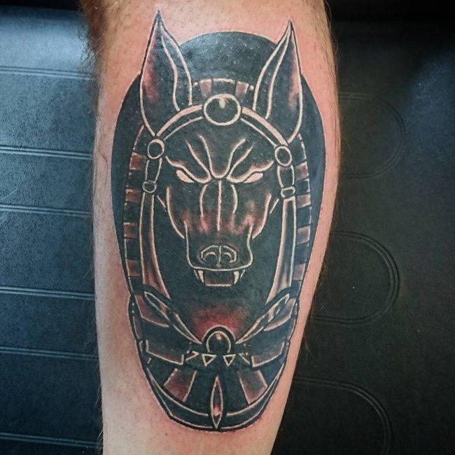 anubis tattoo20