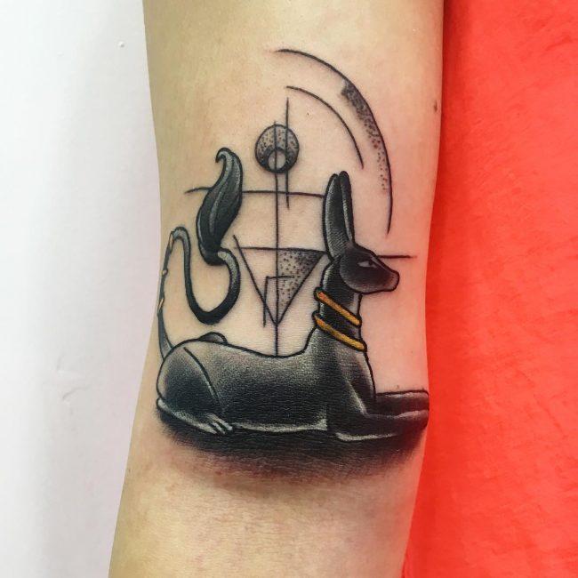 anubis tattoo3