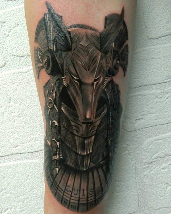 anubis tattoo4