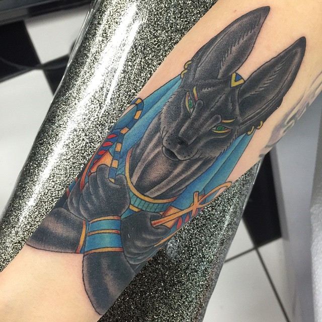85 Incredible Anubis Tattoo Designs An Egyptian Symbol Of Protection