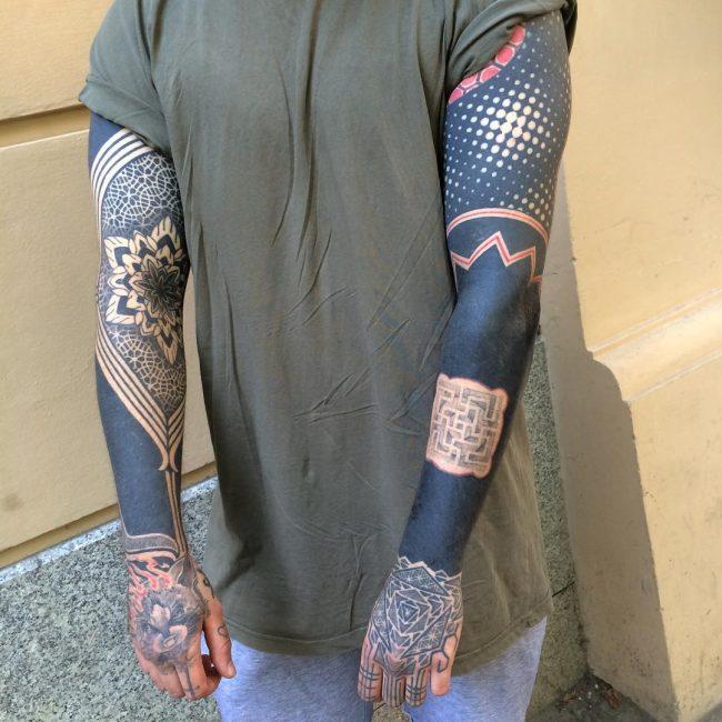 blackwork tattoo20