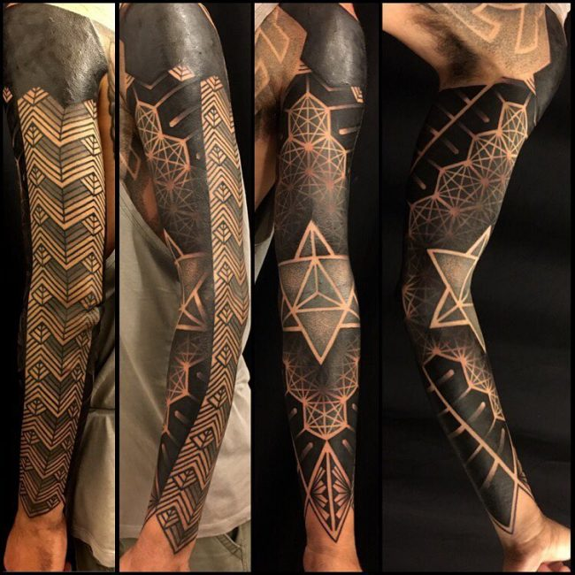 blackwork tattoo26