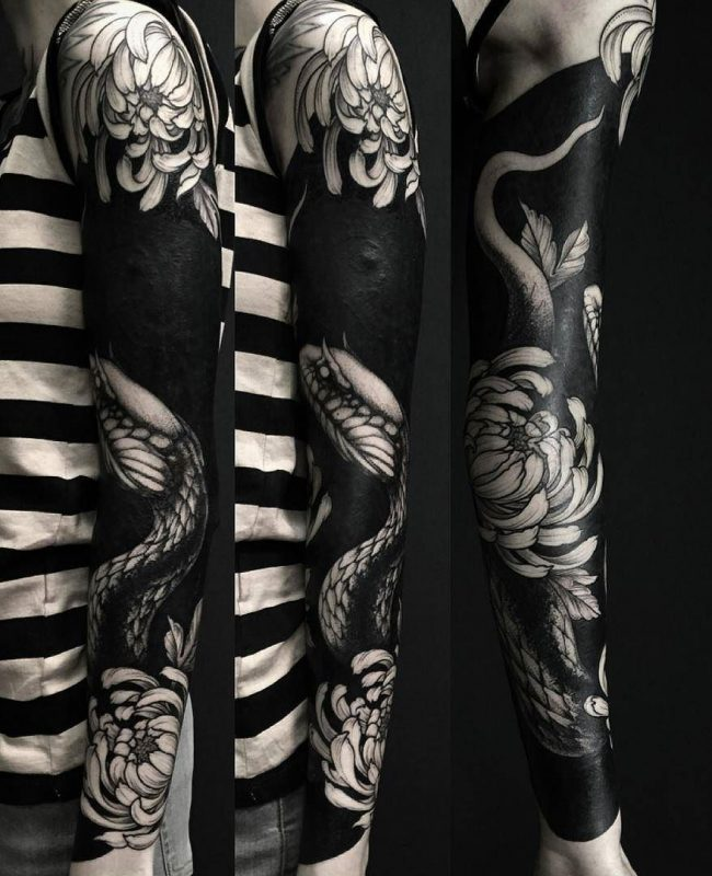 blackwork tattoo31