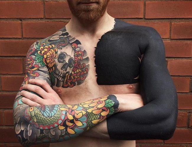 blackwork tattoo6