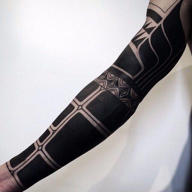 blackwork tattoo8