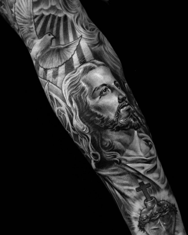christian tattoos2
