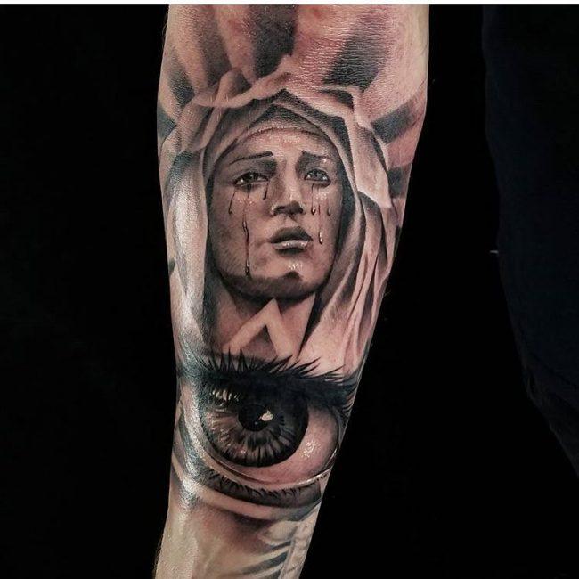 christian tattoos36