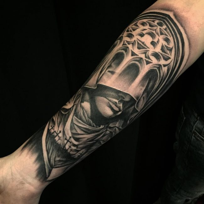 christian tattoos45