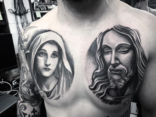 christian tattoos50