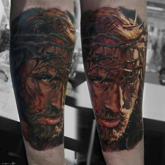 christian tattoos56