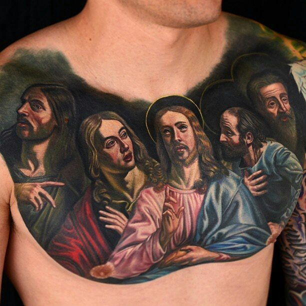 christian tattoos7