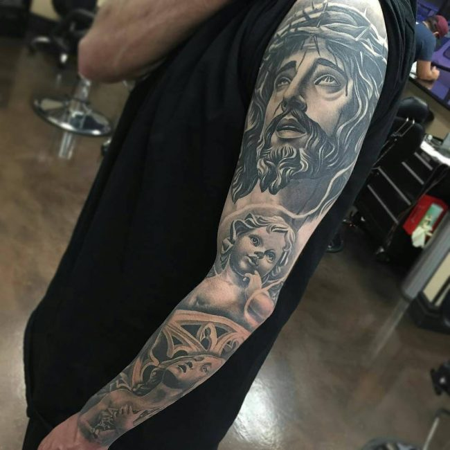 christian tattoos9