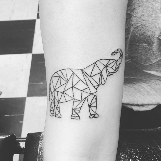 elephant tattoo37