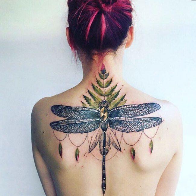 feminine tattoo21