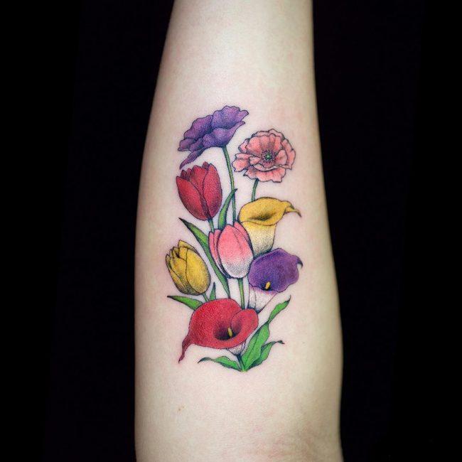 feminine tattoo50