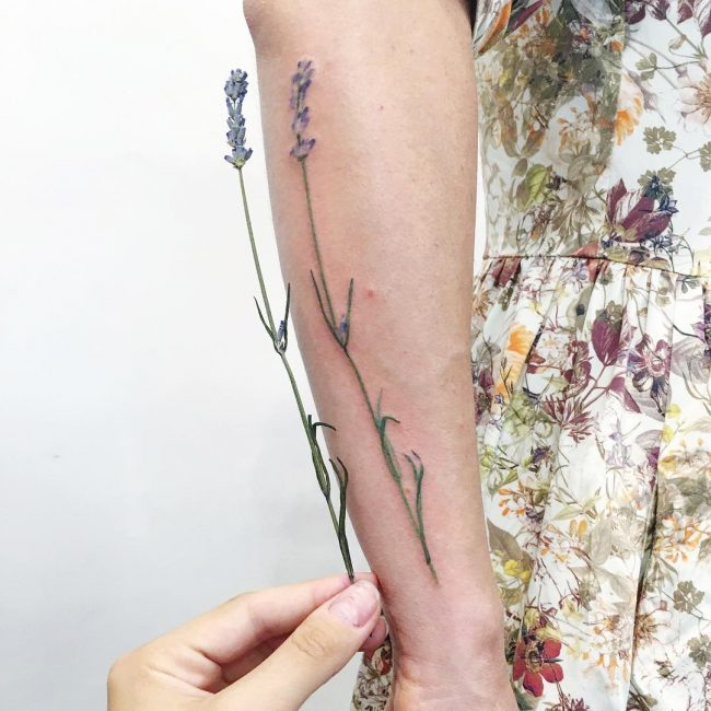 floral tattoo1