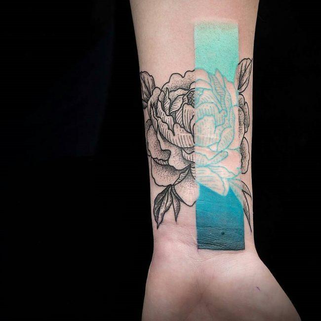 floral tattoo13