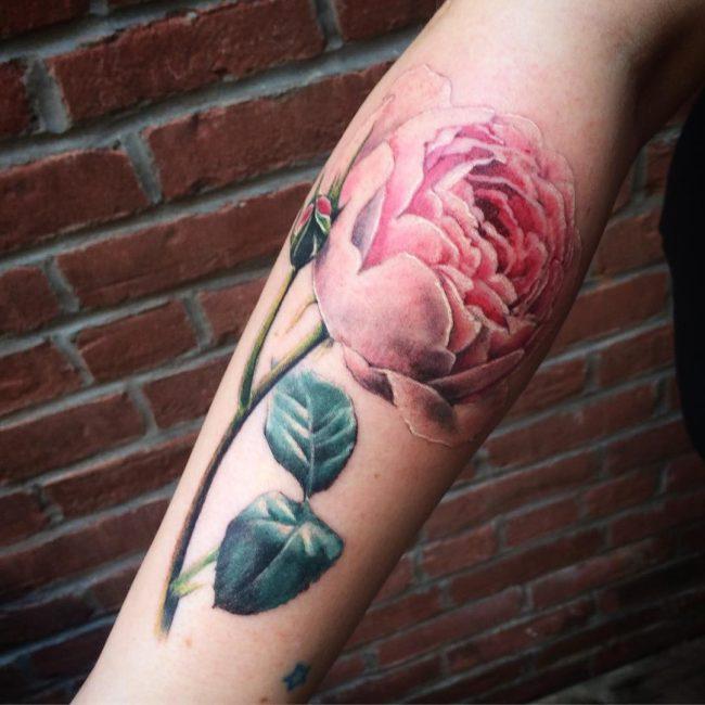 floral tattoo19