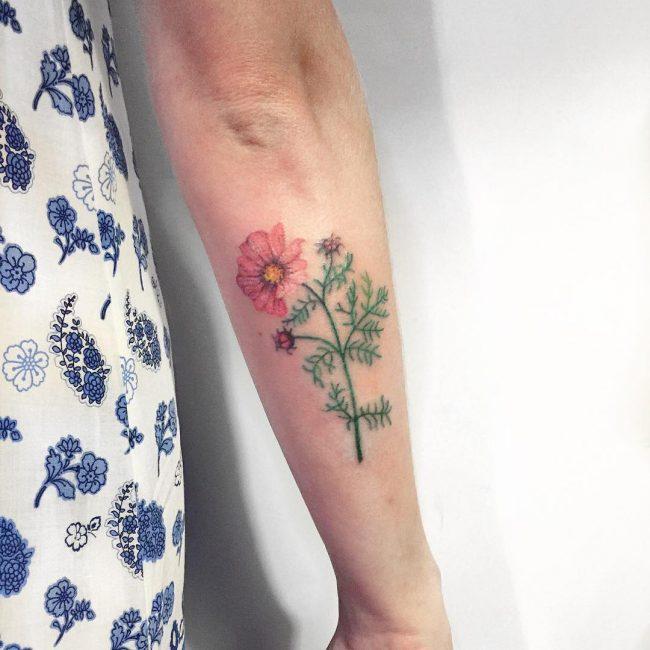 floral tattoo21