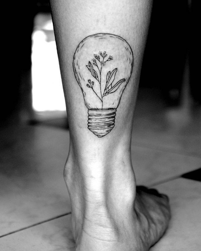 floral tattoo26