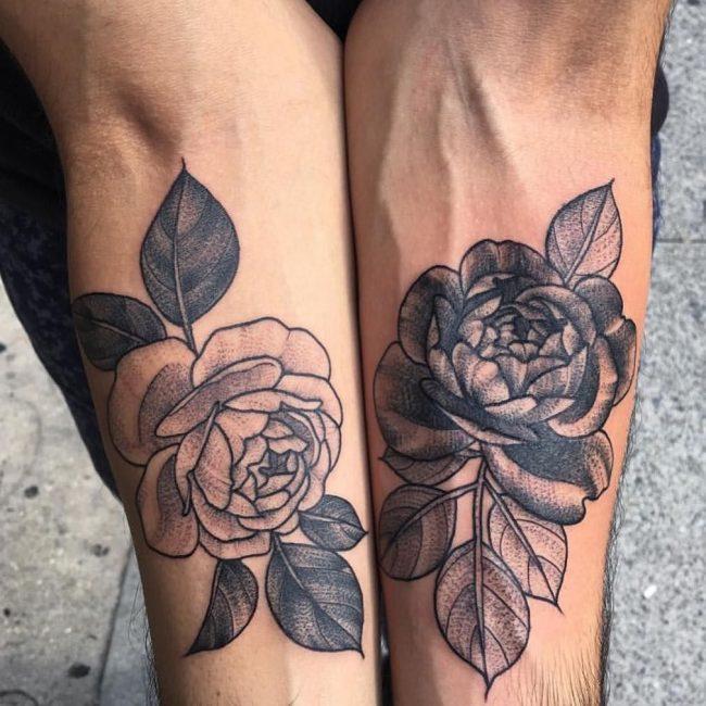 floral tattoo27