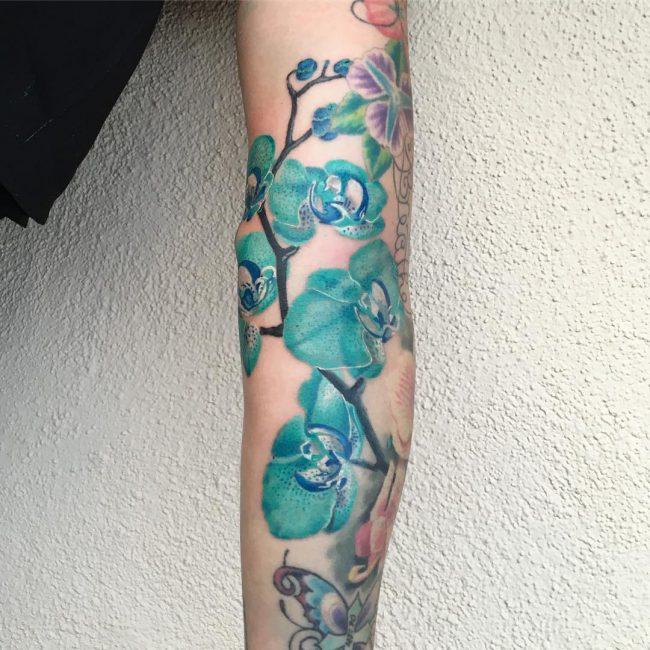 floral tattoo3