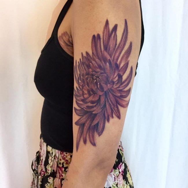 floral tattoo31