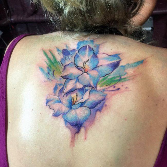 floral tattoo35