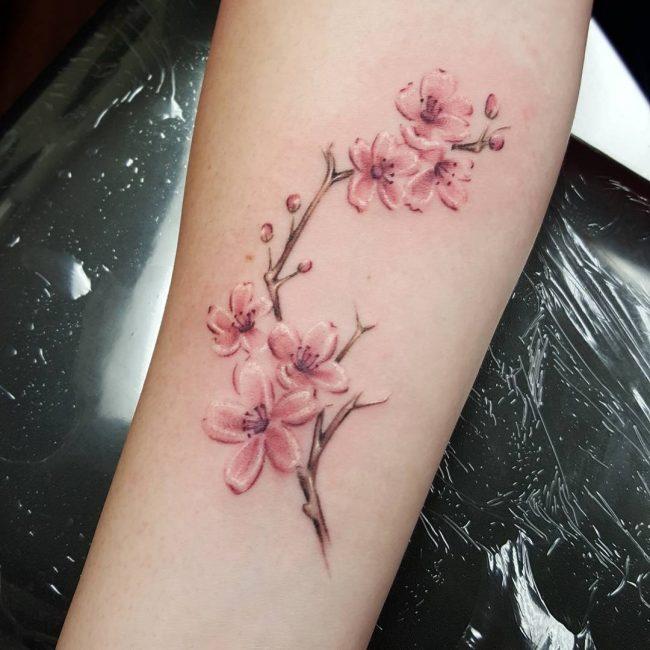 floral tattoo43