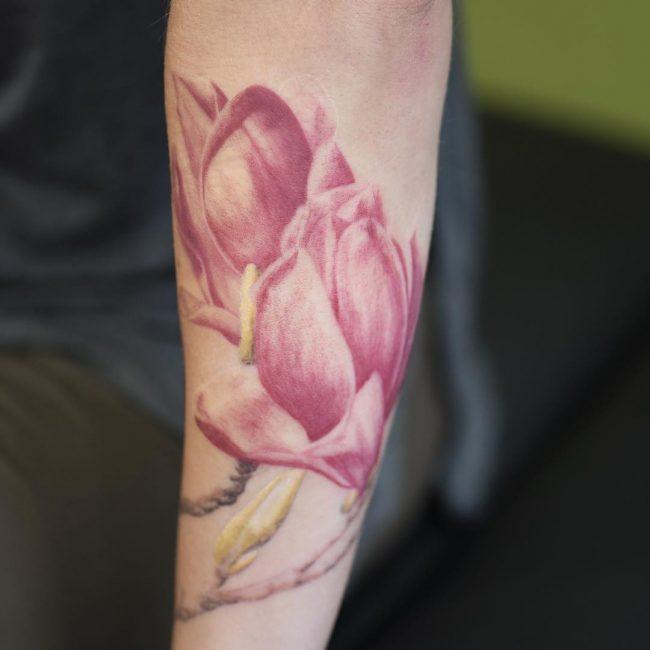 floral tattoo45