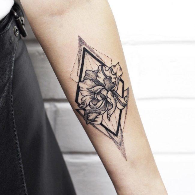 floral tattoo47