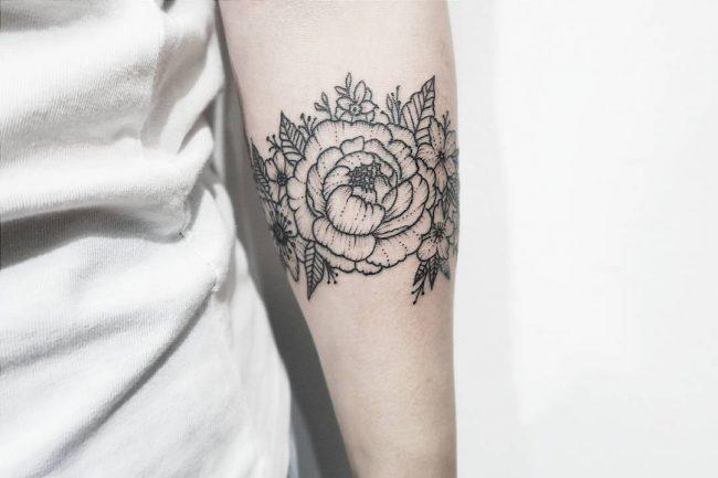 floral tattoo48