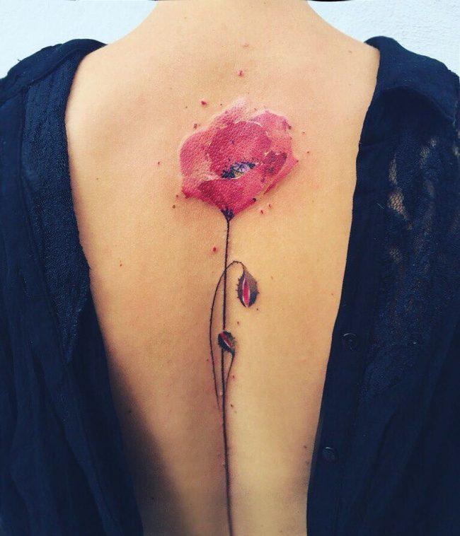 floral tattoo51