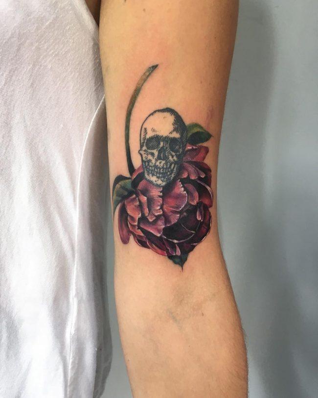 floral tattoo61