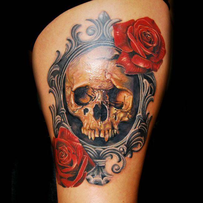 floral tattoo62