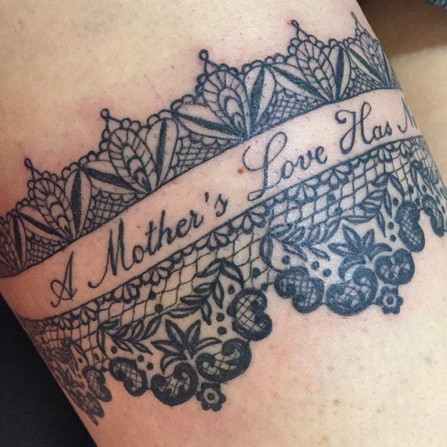 garter tattoo33